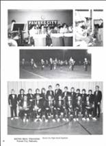 1984 Pawnee High School Yearbook Page 30 & 31
