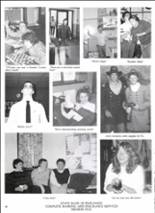 1984 Pawnee High School Yearbook Page 42 & 43