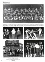 1984 Pawnee High School Yearbook Page 44 & 45