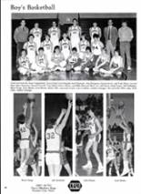 1984 Pawnee High School Yearbook Page 48 & 49