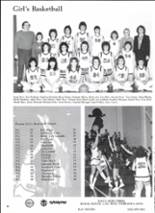 1984 Pawnee High School Yearbook Page 50 & 51
