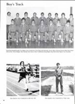 1984 Pawnee High School Yearbook Page 52 & 53