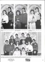 1984 Pawnee High School Yearbook Page 56 & 57