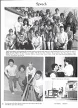 1984 Pawnee High School Yearbook Page 62 & 63