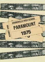 1975 Yearbook Grandville High School