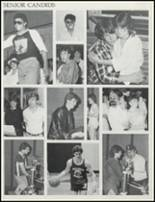 1986 Stillwater High School Yearbook Page 16 & 17