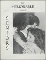 1986 Stillwater High School Yearbook Page 18 & 19
