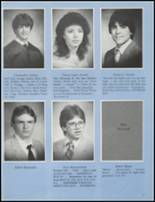 1986 Stillwater High School Yearbook Page 20 & 21