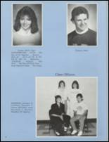 1986 Stillwater High School Yearbook Page 36 & 37