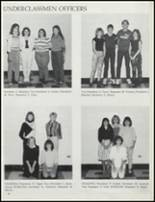 1986 Stillwater High School Yearbook Page 42 & 43