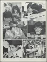 1986 Stillwater High School Yearbook Page 54 & 55