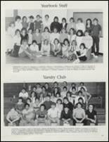 1986 Stillwater High School Yearbook Page 72 & 73