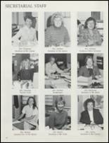 1986 Stillwater High School Yearbook Page 96 & 97