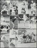 1986 Stillwater High School Yearbook Page 106 & 107