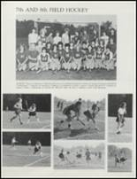 1986 Stillwater High School Yearbook Page 110 & 111