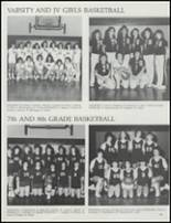 1986 Stillwater High School Yearbook Page 112 & 113