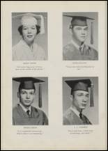 1962 Harmony Grove High School Yearbook Page 20 & 21