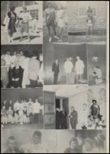 1962 Harmony Grove High School Yearbook Page 32 & 33