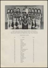 1962 Harmony Grove High School Yearbook Page 74 & 75