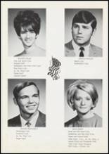 1969 Geary High School Yearbook Page 12 & 13