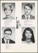 1969 Geary High School Yearbook Page 14 & 15