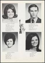 1969 Geary High School Yearbook Page 16 & 17