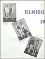 1963 Analy High School Yearbook Page 14 & 15