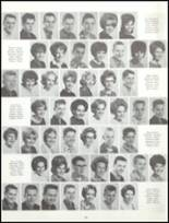 1963 Analy High School Yearbook Page 42 & 43