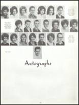 1963 Analy High School Yearbook Page 54 & 55