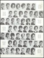 1963 Analy High School Yearbook Page 62 & 63