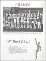 1963 Analy High School Yearbook Page 108 & 109