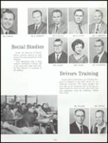 1963 Analy High School Yearbook Page 138 & 139