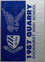 1987 Yearbook Rockhurst High School
