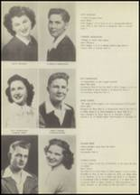 1948 St. Maries High School Yearbook Page 14 & 15