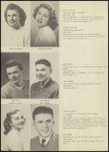 1948 St. Maries High School Yearbook Page 16 & 17