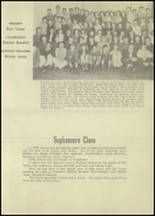 1948 St. Maries High School Yearbook Page 24 & 25