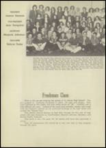 1948 St. Maries High School Yearbook Page 26 & 27