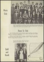 1948 St. Maries High School Yearbook Page 30 & 31