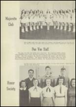 1948 St. Maries High School Yearbook Page 32 & 33