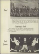 1948 St. Maries High School Yearbook Page 34 & 35