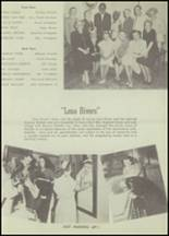 1948 St. Maries High School Yearbook Page 50 & 51