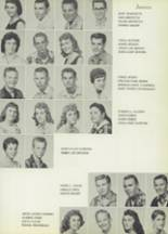 1959 Gillespie Community High School Yearbook Page 36 & 37