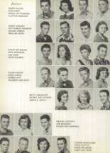 1959 Gillespie Community High School Yearbook Page 38 & 39