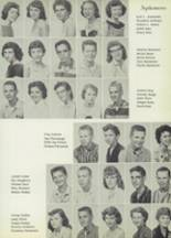 1959 Gillespie Community High School Yearbook Page 40 & 41