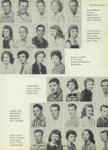 1959 Gillespie Community High School Yearbook Page 42 & 43