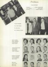 1959 Gillespie Community High School Yearbook Page 44 & 45
