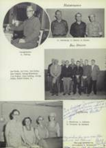 1959 Gillespie Community High School Yearbook Page 54 & 55