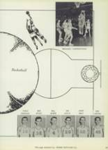 1959 Gillespie Community High School Yearbook Page 62 & 63