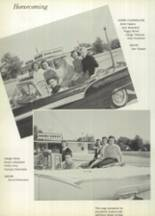 1959 Gillespie Community High School Yearbook Page 70 & 71