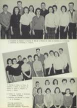 1959 Gillespie Community High School Yearbook Page 82 & 83